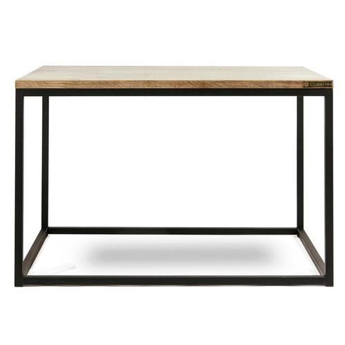 Кофейный стол 01 черный Cube 44