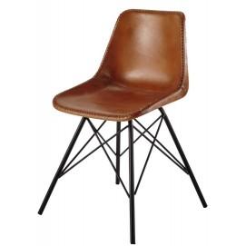 Стул AUSTERLITZ коричневый 155801 Maisons