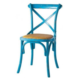 Стул Tradition голубой 116271 Maisons