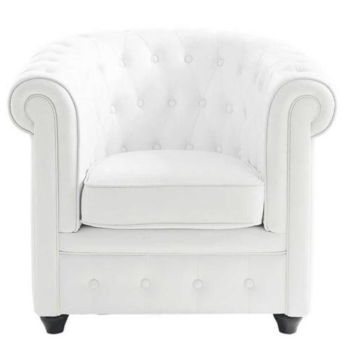 Кресло 385ST5R695L4 50180436 белое theXATA