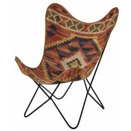 Кресло Kilim цветное 156109 Maisons