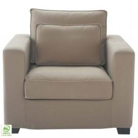 Кресло M9L1NO 116282 светло-серое theXATA