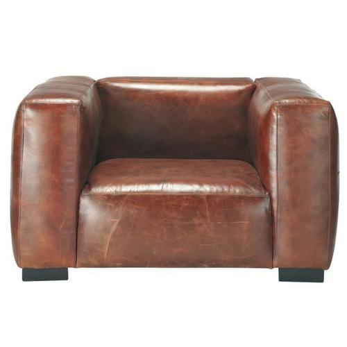 Кресло 0O8N коричневое 123597 theXATA