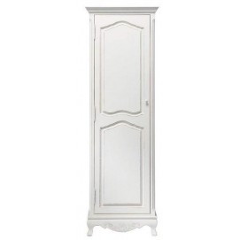 Шкаф 1-дверный Joséphine белый 60 см 110306 Maisons