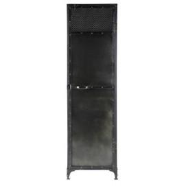 Шкаф 1-дверный Edison черный 55см 138775 Maisons