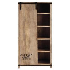 Шкаф 1-дверный Manufacture 100 см 146284 Maisons