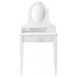 Стол туалетный Valentine белый 70 см 143415 Maisons