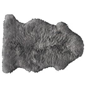 Ковер Sheepskin 55 x 90cm серый 156781 Maisons