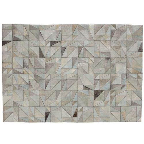 Ковер 140 x 200 cm OSCOPE 156293 Maisons серый