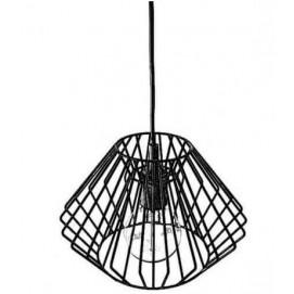 Лампа подвесная loft 02 черный Cube 44
