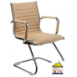 Кресло офисное Алабама Х бежевое Mebelmodern