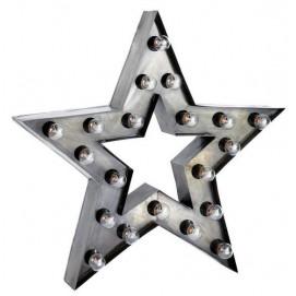 Настенный светильник H 80 cm ALABAMA 137962 Maisons серый