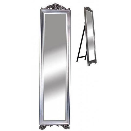 Зеркало напольное 89692 серебро Artpol
