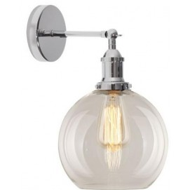 Светильник настенный  New York Loft No.2 CH (LA035/W_chrom) Home Design