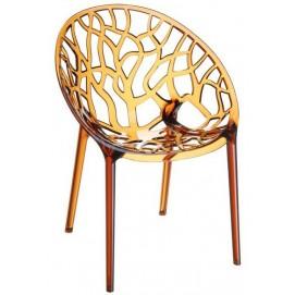 Кресло Garden Primel коричневое