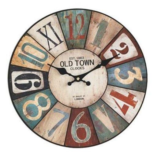 Часы настенные Old Town 2 Ø 34 см Clock