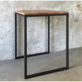 Стол кофейный cube coffee time черный Cube 44