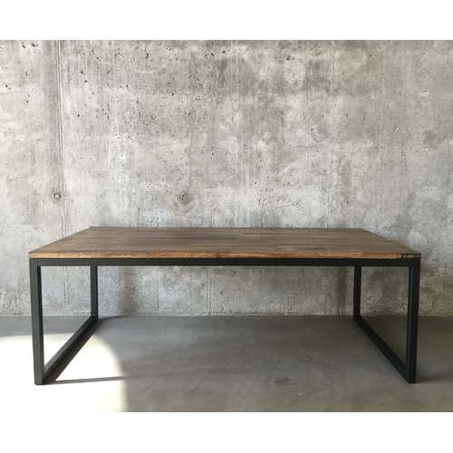 Кофейный стол 02 черный Cube 44
