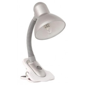 Лампа настольная Kanlux Suzi HR-60-SR (07150) серая