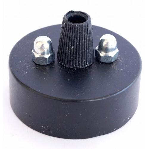 Потолочный мини крепеж X-ed черный