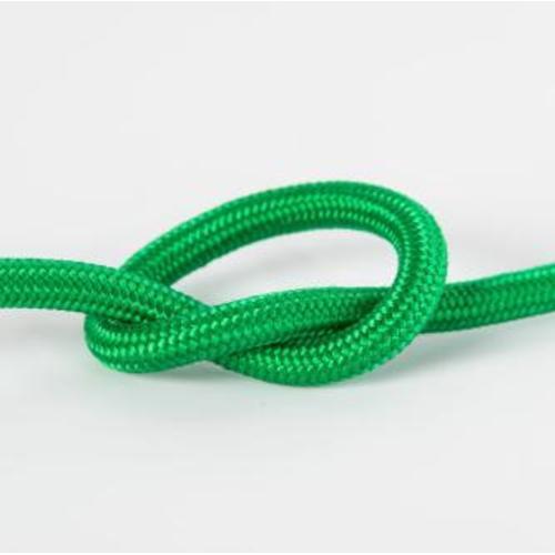 Провод в тканевой оплетке Зеленый X-ed