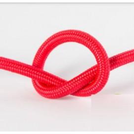 Провод в тканевой оплетке Красный X-ed
