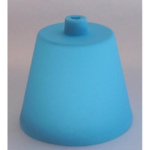 Пластиковый потолочный крепеж Голубой X-ed