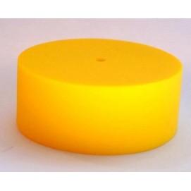 Силиконовый потолочный желтый X-ed