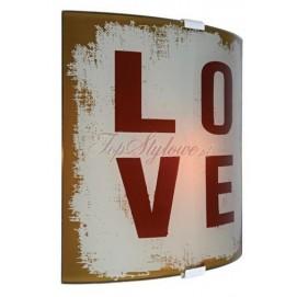 Светильник Markslojd 104892 LOVE цветной
