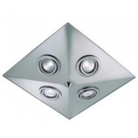 Светильник Markslojd 185141 PYRAMID серый