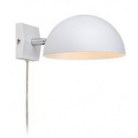 Настенный светильник Markslojd 105478 KUPOL белый