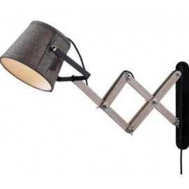 Настенный светильник LampGustaf 105083 LEGEND серый