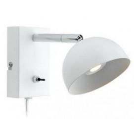 Настенный светильник Markslojd 105406 BAS белый