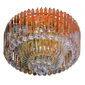 Люстра 7182183-10 GD золото Levada