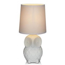 Настольная лампа Markslojd 105310 HELGE бежевая