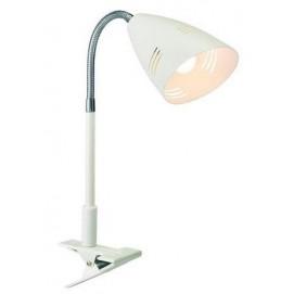Лампа настольная Markslojd 197912 VEJLE белая