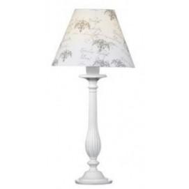 Лампа настольная Markslojd 104032 KUNGSHAMN белая