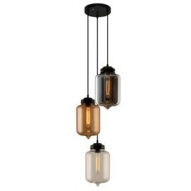 Лампа на подвесе LONDON LOFT No. 2 CO (LA011_CO_CBS) цветная Home Design