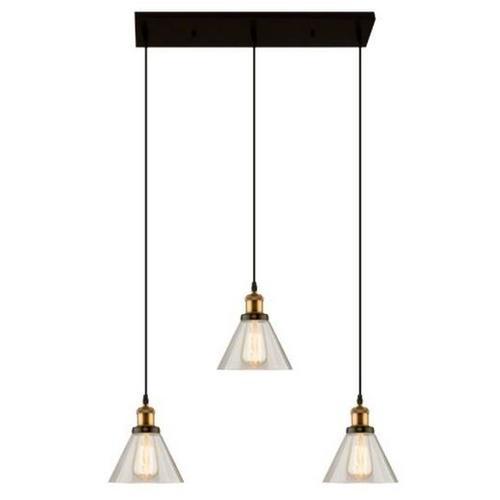 Лампа на подвесе NEW YORK LOFT NO. 1 CL (LA0034/CL) прозрачная Home Design