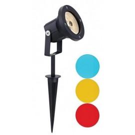 Светильник Markslojd 104721 SPOT DELUXE черный