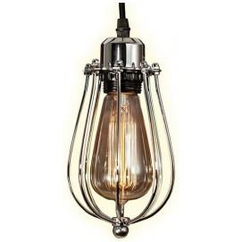 Лампа подвесная  LOFT SZARO хром (LA018/P) Home Design