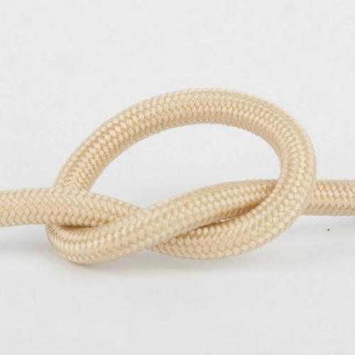 Провод в тканевой оплетке арт.306 песочный Pikart