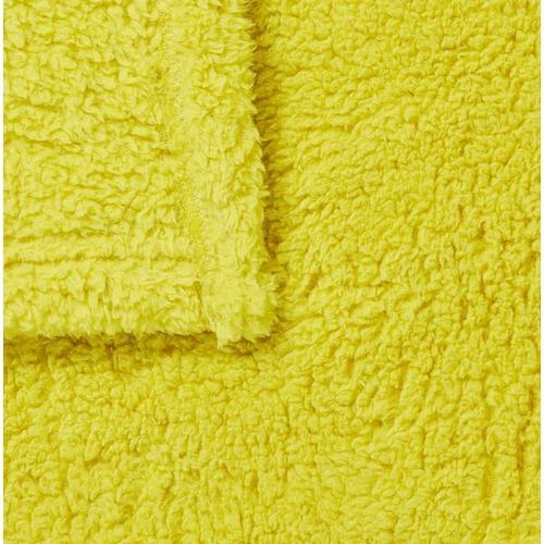 Плед AA0815J31 - CAPMAN Manta 130x170 см желтый Laforma