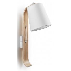 Светильник настенный AA0631J05 - PERCY белый Laforma