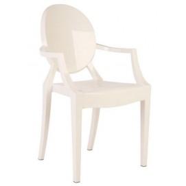 Кресло Classic Primel молочное