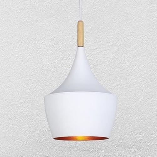 Лампа подвесная 7526602A-1 WH белая-+золото-10 Thexata есть 1шт