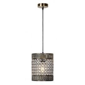Лампа подвесная BYZANTIUM 02306/20/03 Lucideпрозрачная