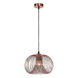 Лампа подвесная LOFT VINTI 02400/30/17 Lucide медь