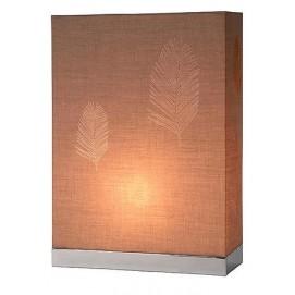 Лампа настольная  VERA 03510/01/41 Lucide бежевая