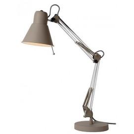 Лампа настольная  TERRA 03602/01/41 Lucide  коричневая